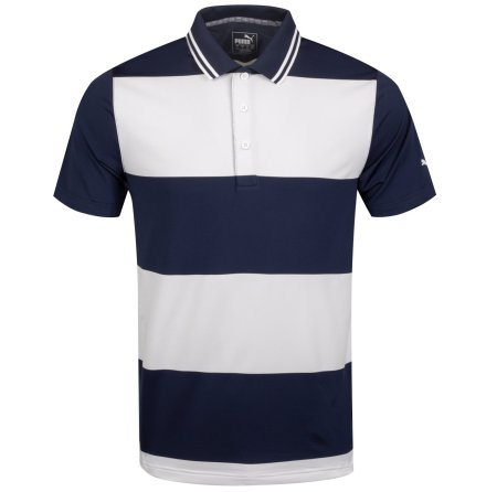 Puma Golf Rugby Polo Marin