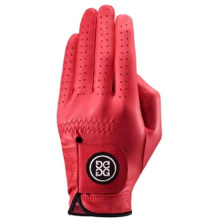 Golfhandskar - G/Fore Skinnhandske Vänsterhand Röd