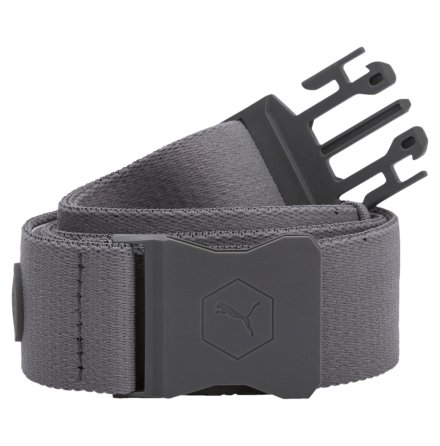 Puma Golf Stretch Web Belt Grå