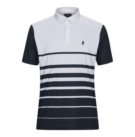 Peak Performance Golf Bandon Print Polo