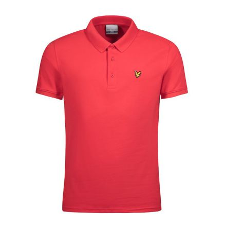 Lyle & Scott Golfpiké Poppy