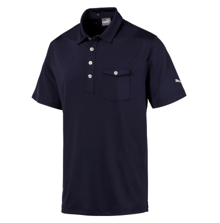 Puma Golf Donegal Polo Marin