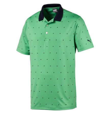 Puma Golf Skerries Polo Irish Green