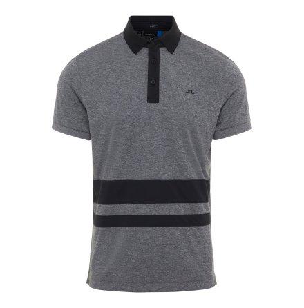 J Lindeberg Golf Lucas TX Jersey Dark grey