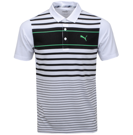 Puma Golf Spotlight Polo Svart