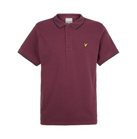 Lyle & Scott Golfpiké Berry