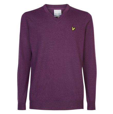 Lyle & Scott Golftröja Berry