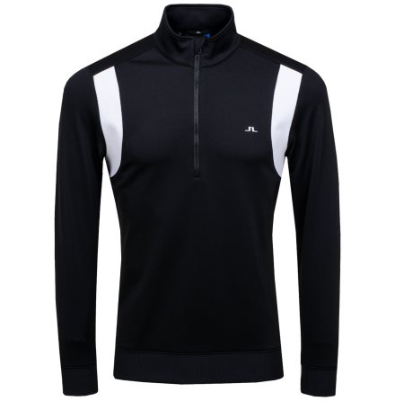 J Lindeberg Golf Fox TX Mid Golftröja Svart