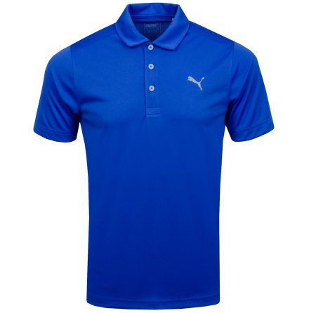 Puma Golf Rotation Polo Dazzling Blue