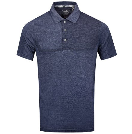 Puma Golf Evoknit Breakers Polo Marin
