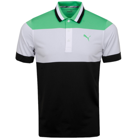 Puma Golf Ninties Polo Grön