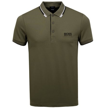 Hugo Boss Golf Paddy Pro Dark Green