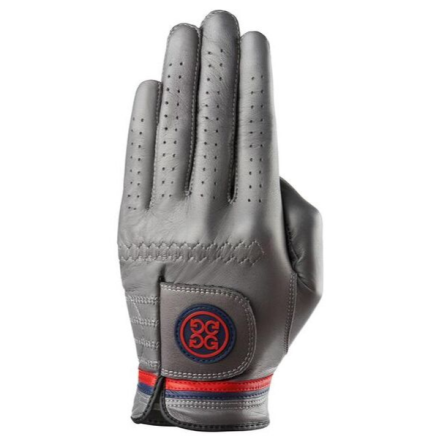 Golfhandskar - G/Fore Skinnhandske Vänsterhand Charcoal Stripe