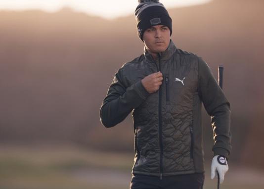 Sköna golfkläder för höstgolfen