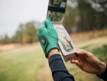 Golfhandskar - G/Fore Skinnhandske Högerhand Clover