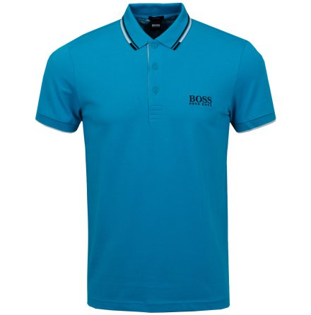Hugo Boss Golf Paddy Pro Capri Blue