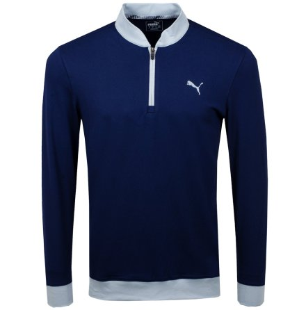 Puma Golf Stealth 1/4 Zip Marin