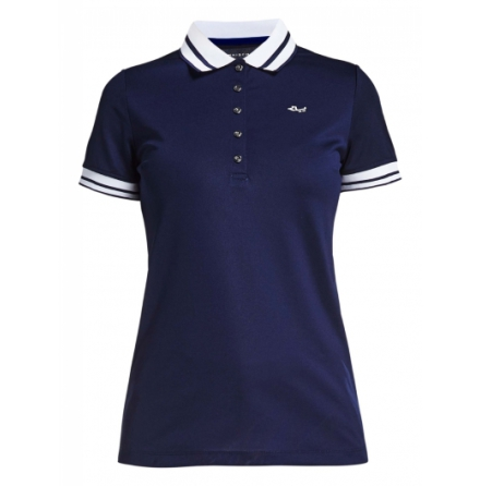 Röhnisch Golf Pim Poloshirt Indigo Night