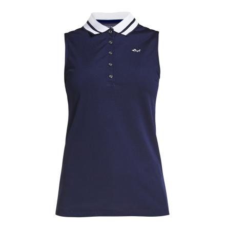 Röhnisch Golf Pim SL Poloshirt Marin