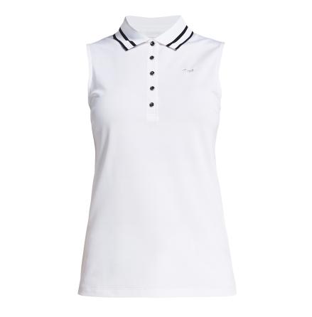 Röhnisch Golf Pim SL Poloshirt Vit