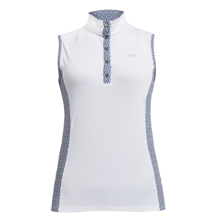 Röhnisch Golf Bliss Sleeveless Poloshirt