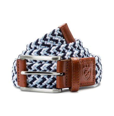 Skärp - Puma Golf X Weave Belt Blue Bell