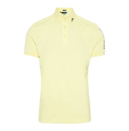J Lindeberg Tour Tech TX Jersey Still Yellow