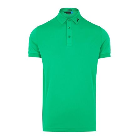 J Lindeberg Tour Tech TX Jersey Green