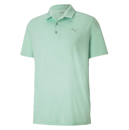 Puma Golf Rotation Polo Mist Green