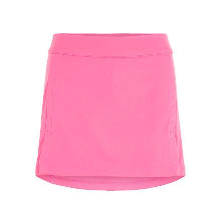 J Lindeberg W Amelie TX Jersey Skirt Pop Pink