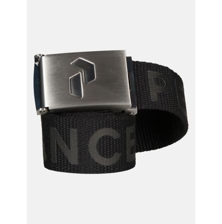 Peak Performance Golf Rider Belt Svart