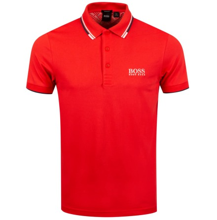 Hugo Boss Golf Paddy Pro Medium Red