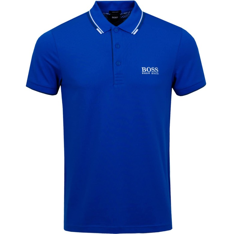 Hugo Boss Golf Paddy Pro Bright Blue
