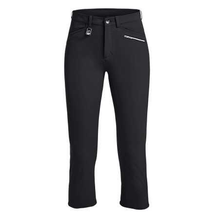 Röhnisch Golf Comfort Stretch Capri Black