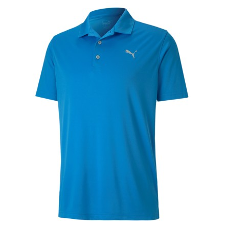 Puma Golf Rotation Polo Ibiza Blue