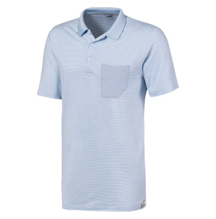 Puma Golf Champions Polo Blue Bell