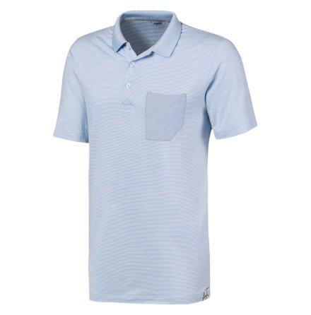 Puma Golf Champions Polo Blue Bell