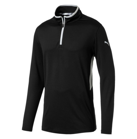 Puma Golf Rotation 1/4 Zip Svart