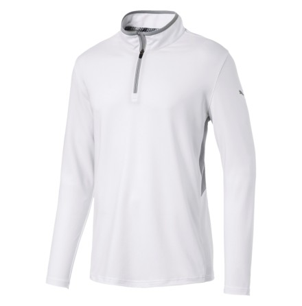 Puma Golf Rotation 1/4 Zip Vit