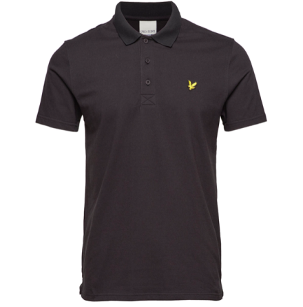 Lyle & Scott Golf Sport SS Polo Svart