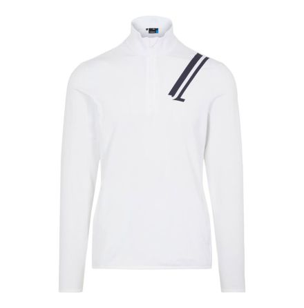 J Lindeberg Golf Jello 1/4 Zip Vit