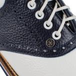 Golfskor G/Fore Saddle Gallivanter Vit/Navy