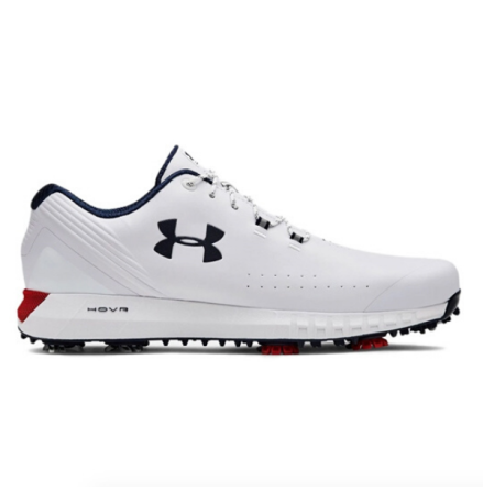 Golfskor - Under Armour Golf HOVR Drive Vit