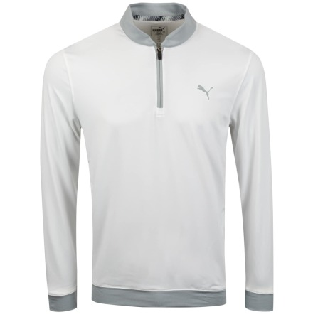Puma Golf Stealth 1/4 Zip Vit
