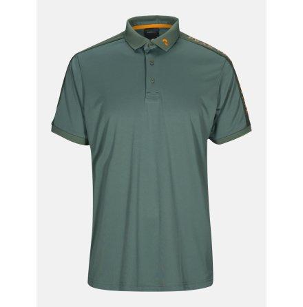 Peak Performance Golf Player Polo Tundra