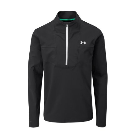 Under Armour Golf Storm Windstrike 1/2 Zip Svart