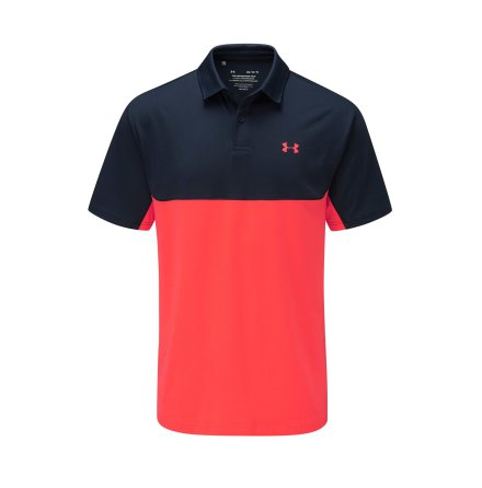 Under Armour Golf Performance Polo 2.0 CB Marin