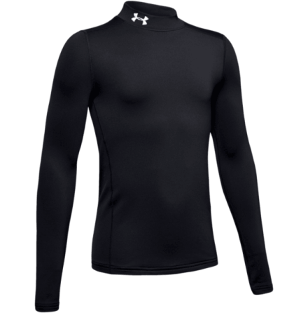 Under Armour Coldgear Mock Svart Junior