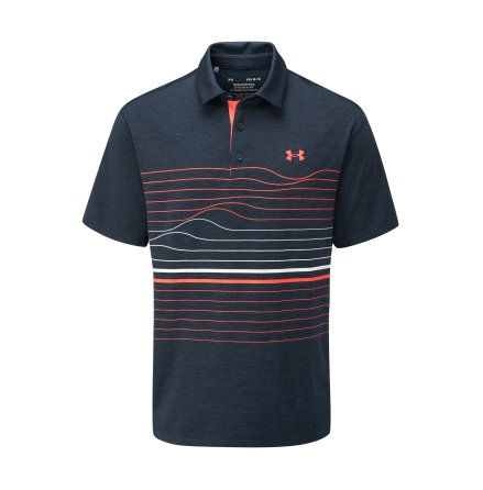Under Armour Golf Playoff Polo 2.0 Marin