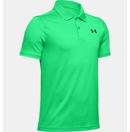 Under Armour Golf Performance Polo Junior Green